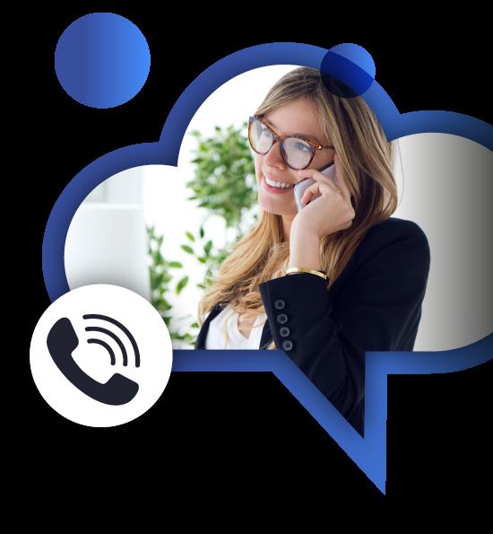 CloudSecretary. Secretaria Virtual. Recepción de llamadas