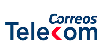 Logotipo de Correos Telecom